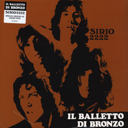 Balletto Di Bronzo - Sirio 2222 Clear Vinyl Edition