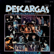 Tico All-Stars - Descargas At The Village Gate Live Vol. 2