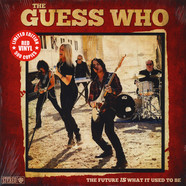 Guess Who, The - The Future Is What It Used To Be Red Vinyl Edition