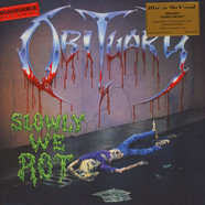Obituary - Slowly We Rot Coloured Vinyl Edition