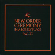 New Order - Ceremony Version 1