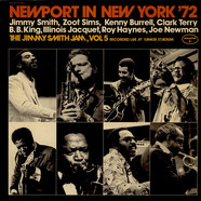 V.A. - Newport In New York '72 (The Jimmy Smith Jam) Volume 5
