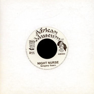 Gregory Isaacs - Night Nurse / Crying Over You