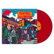 Sean Price & Small Professor - 86 Witness Red Vinyl Edition