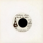 The Paragons / The Aggrovators - Don't Go Away Girl / Don't Go Dub