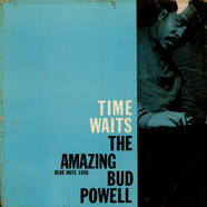 Bud Powell - The Amazing Bud Powell, Vol. 4 - Time Waits