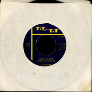 Al Brown - Here I Am Baby Come And Take Me