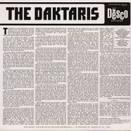 Daktaris - Soul Explosion Colored Vinyl Colored Vinyl Edition