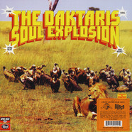 Daktaris - Soul Explosion Colored Vinyl Edition
