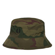 Fred Perry x Arktis - Camouflage Bush Hat