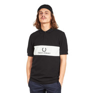 Fred Perry - Panel Piped Pique Shirt