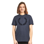 Fred Perry - Laurel Wreath Textured T-Shirt