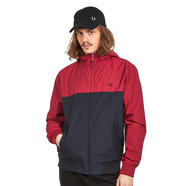 Fred Perry - Hooded Panelled Brentham Jacket