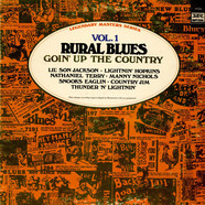 V.A. - Rural Blues Vol 1: Goin' Up The Country