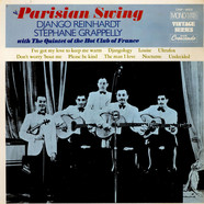 Django Reinhardt / Stephane Grappelli With Quintette Du Hot Club De France - Parisian Swing