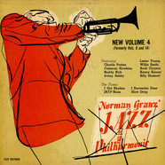Jazz At The Philharmonic - Norman Granz' Jazz At The Philharmonic New Volume 4 (Formerly Vols. 6 And 14)