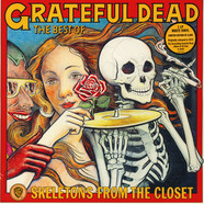 Grateful Dead - Skeletons From The Closet: The Best Of Grateful Dead White Vinyl Edition