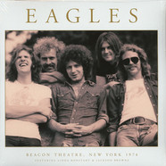 Eagles with Jackson Browne & Linda Ronstadt - Beacon Theatre, New York 1974