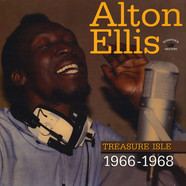 Alton Ellis - Treasure Isle 1966- 1968