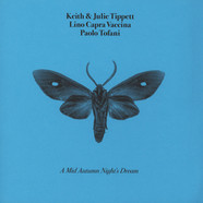 K & J Tippet, Capra Vaccina, Tofani - A Mid Autumn Night's Dream Blue Vinyl Edition