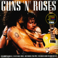 Guns 'N' Roses - Estadio Nacional Santiago De Chile 1992 Colored Vinyl Edition