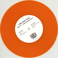 Last Jazz Club (Veks & Mike B) - Jazz Is Instrumentals Volume 1 Colored Vinyl Edition