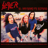 Slayer - El Infierno Te Espera: Monsters Of Rock Santiago De Chile 1994
