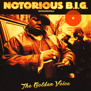 The Notorious B.I.G. - The Golden Voice Orange Crush Vinyl Edition