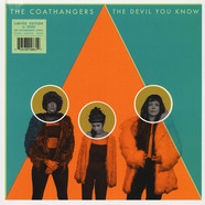 Coathangers, The - The Devil You Know (Green/White Splatter Vinyl)