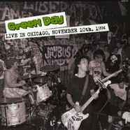 Green Day - Live In Chicago 1994