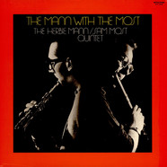 Herbie Mann-Sam Most Quintet, The - The Mann With The Most