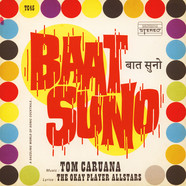 Tom Caruana Vs. Okayplayer Allstars - Baat Suno Blue Vinyl Edition