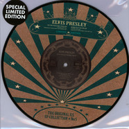 Elvis Presley - US EP Collection Volume 5 Picture Disc Edition