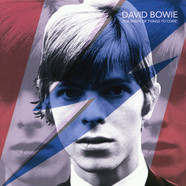 David Bowie - The Shape Of Things To Come Blue Vinyl Edition