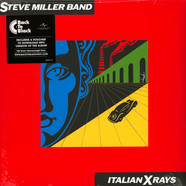 Steve Miller Band - Italian X Rays Limited Edition