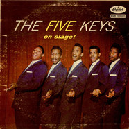 Five Keys, The - On Stage!
