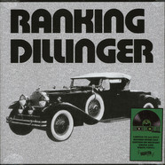 Ranking Dillinger - None Stop Disco Style Green & White Vinly Record Store Day 2019 Edition