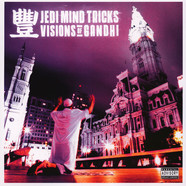 Jedi Mind Tricks - Visions Of Gandhi Transparent Purple Vinyl Record Store Day 2019 Edition