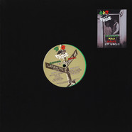 R.A.S. Posse - Riddem And Soul EP Green Vinyl Edition
