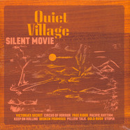 Quiet Village - Silent Movie Orange Vinyl Record Store Day 2019 Edition