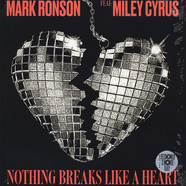 low cost 79549 3058e Mark Ronson - Nothing Breaks Like A Heart Feat. Miley Cyrus Record Store  Day 2019