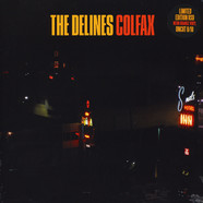 Delines, The - Colfax - Neon Orange Colored Vinyl Record Store Day 2019 Edition