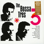 Bossa Tres - The Bossa Tres Gatefold Sleeve Edition