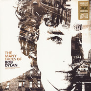 Bob Dylan - The Many Faces Of Bob Dylan Colored Vinyl Edition