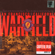 Grateful Dead - The Warfield, San Francisco, Ca 10/9/80 Record Store Day 2019 Edition