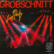 Grobschnitt - Last Party Black & White Vinyl Edition