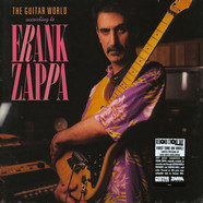 Frank Zappa - The Guitar World According To Frank Zappa Colored Vinyl Record Store Day 2019 Edition