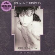 Johnny Thunders - Que Sera Sera (Resurrected) Purple & White Record Store Day 2019 Edition