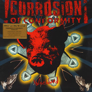 Corrosion Of Conformity - Wiseblood Coloured Vinyl Edition
