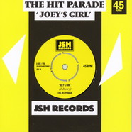 Hit Parade, The - Joey's Girl / I'm Recovering From You Record Store Day 2019 Edition